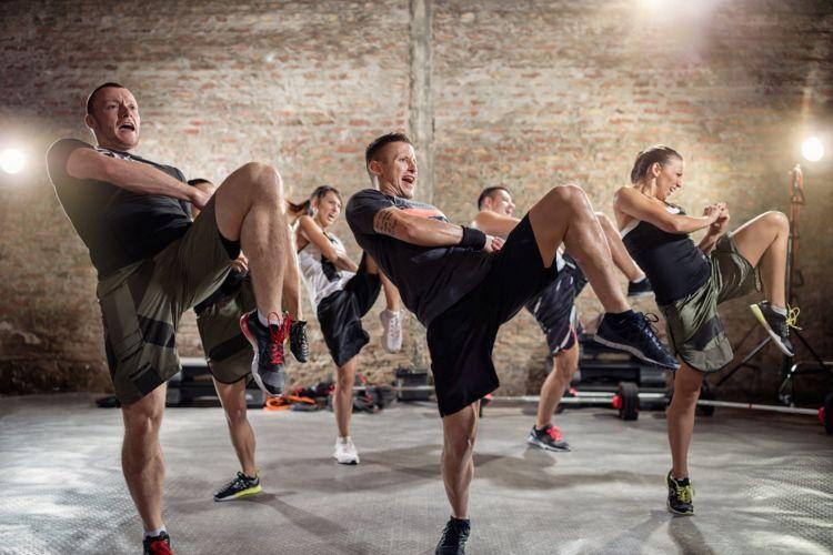 Kampfsport Kampf Sport Kampfkunst Training und Philosophie lernen